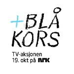 Blåkors logo TV-aksjonen 2008
