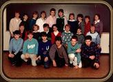 Klasse  9B  1985    1986