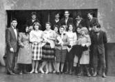 Klasse  3B  1960    1961